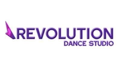 Revolution Dance Studio Logo