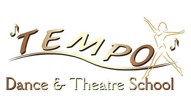 Tempo Dance and Theatre School Logo