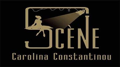 SCENE Carolina Constantinou Logo