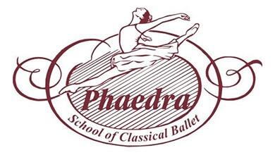 Phaedra School of Dance Logo