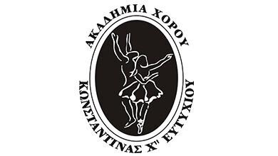 Constantinas Hadjieftychiou Dance School Logo